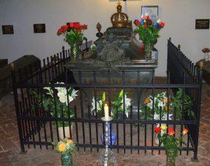 Tomba di Re Ludwig II - Cripta reale