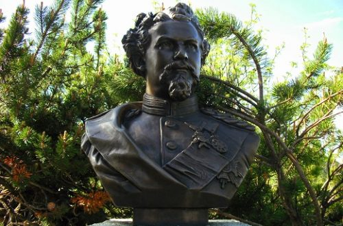 Herzogstand, monumento a Re Ludwig II