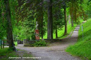 Garmisch-Partenkirchen, monumento in onore di Re Ludwig II