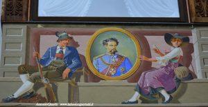 Garmisch-Partenkirchen, effige dedicata a Re Ludwig II