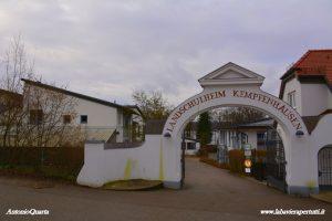 Starnbergersee, l'ingresso del complesso scolastico