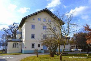 Starnbergersee, la (ex) Villa Pellet