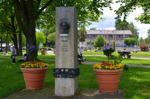 Prien, monumento a Re Ludwig