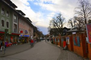 Garmisch - Christkindlmarkt