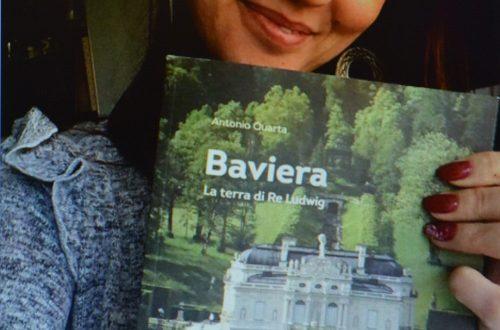 """Il mio libro, """"Baviera la terra di Re Ludwig"""""""