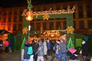 "Monaco di Baviera, ""Kripperlmarkt"