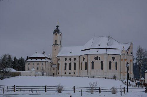 Wieskirche,  la Chiesa nel prato