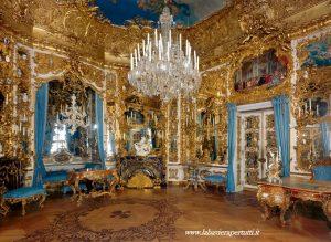 Castello di Linderhof: Sala degli Specchi