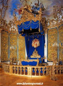 Castello di Linderhof: Camera da letto