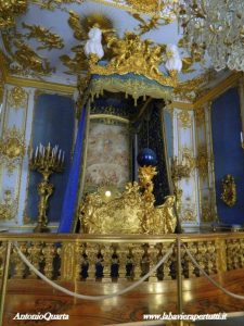Castello di Herrenchiemsee, Camera da Letto