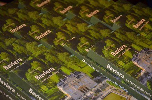 Baviera la terra di Re Ludwig, il libro