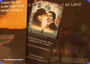 """Der Schwanenprinz"", la locandina"