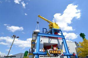 Legoland-Deutscland: Lego-Fabrik