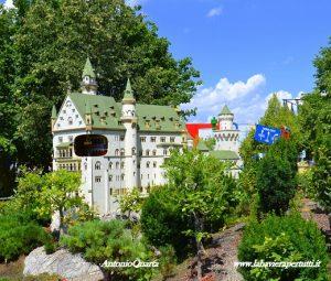 Legoland-Deutschland: Neuschwanstein
