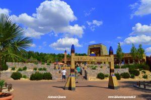 Legoland-Deutschland, il Regno dei Faraoni