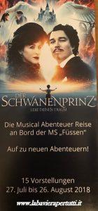 "Der Schwanenprinz"", la locandina"