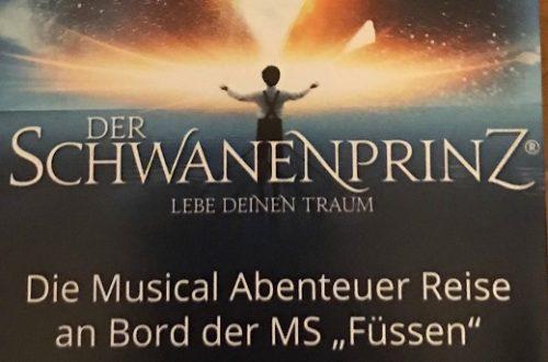 "Füssen,""Der Schwanenprinz"""