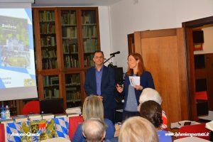 Padova, Ist. di Cultura Italo-Tedesco, con la Dott.ssa Polato