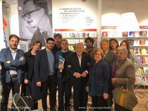 """Lecce, libreria """"La Feltrinelli"""""""