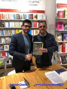 """Lecce, libreria """"La Feltrinelli"""" con il Dott. Villani"""