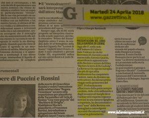 """Padova, articolo del """"Gazzettino"""""""