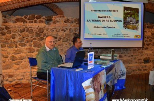 Presentazione libro, Trento 18 maggio 2018