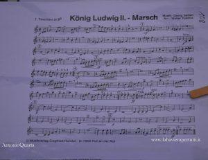 """La """"König Ludwig II - Marsch"""""""