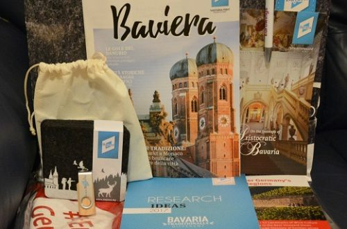 Evento dell'Ente Nazionale Germanico per il Turismo