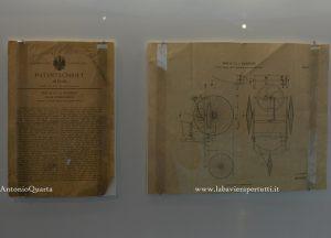 Mercedes Benz Museum, l'atto ufficiale del primo veicolo