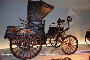 Mercedes Benz Museum, Benz Victoria del 1893