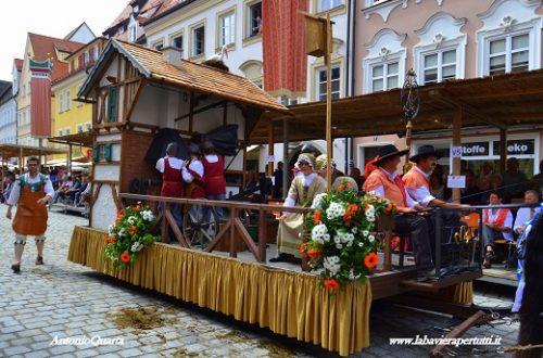 Kaufbeuren, la storica Tänzelfest 2018