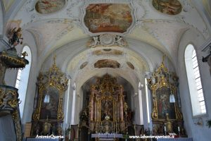Unterammergfau, Pfarrei St. Nikolaus