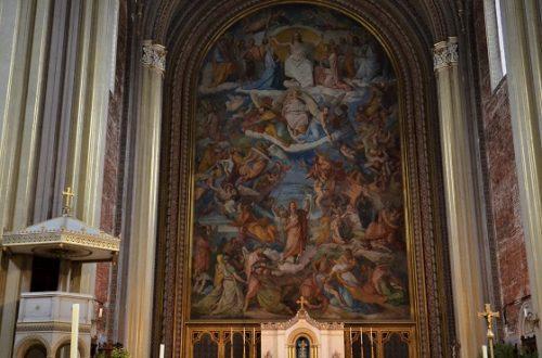 Le chiese nel centro di Monaco, St. Ludwig kirche