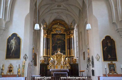 Le chiese nel centro di Monaco, Kreuzkirche