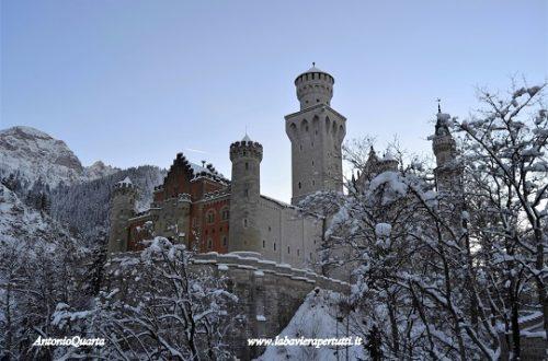 Il castello delle fiabe di Re Ludwig deve essere ristrutturato