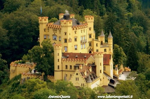 I castelli reali bavaresi, Hohenschwangau