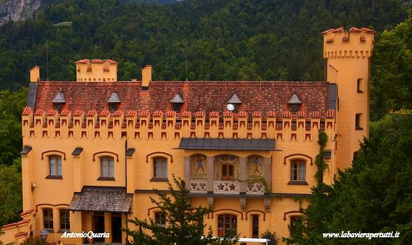 I Castelli Reali Bavaresi Hohenschwangau La Baviera Per Tutti