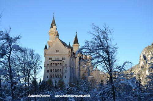 Baviera, il nuovo viaggio-permanenza