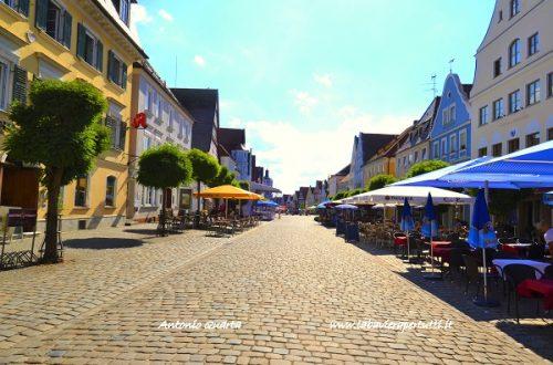 La città di Günzburg