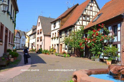 La città di Lohr am Main
