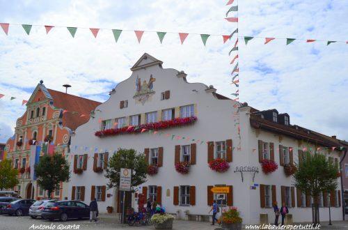 La città di Kelheim