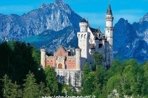 Neuschwanstein, il castello di Re Ludwig II