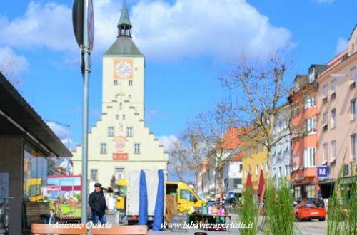 La città di Deggendorf