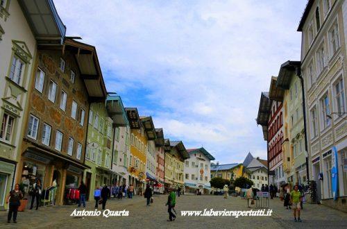 La città di Bad Tölz