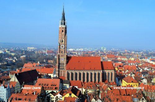 La città di Landshut