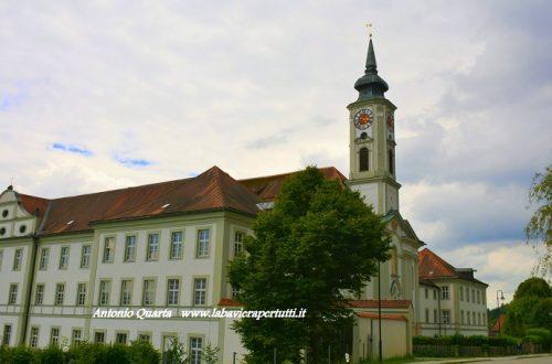 L'Abbazia di Schäftlarn