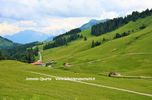 Itinerari turistici bavaresi, la Strada delle Alpi