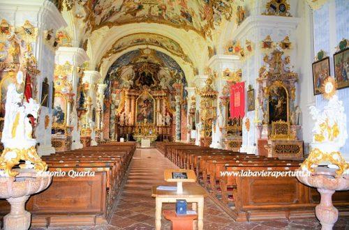 Il Monastero di Raitenhaslach