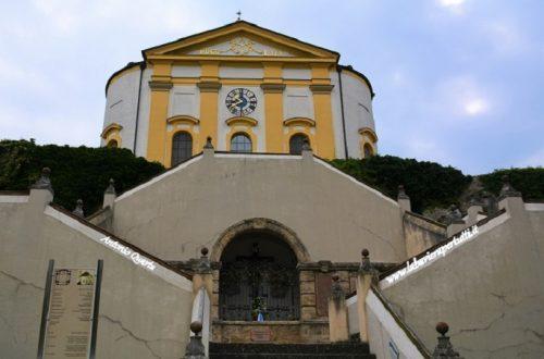 Il santuario di Marienberg