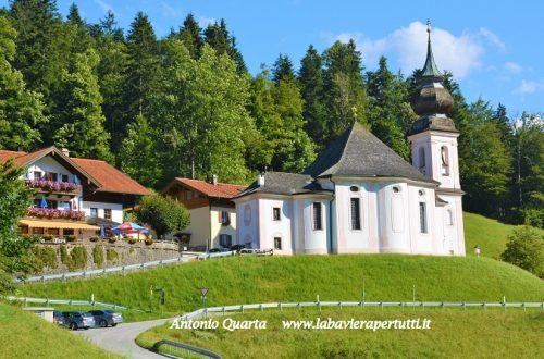 La chiesa di Maria Gern